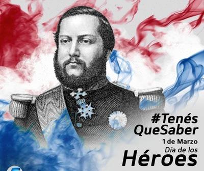 Hoy se recuerda el Día de los Héroes