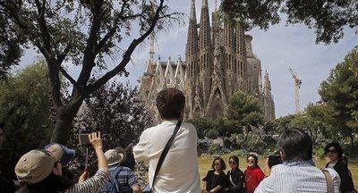 España recibió en enero 4,2 millones de turistas, la mejor cifra de la historia
