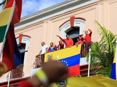 Aliados de Nicolás Maduro no podrán ingresar a EEUU