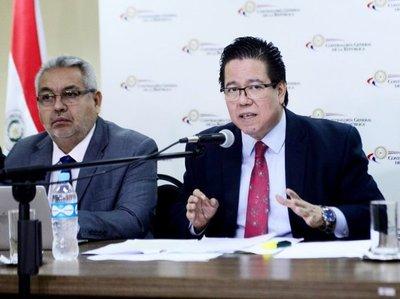 Contralor y su director jurídico son socios de SA con un capital de G. 1.000 millones