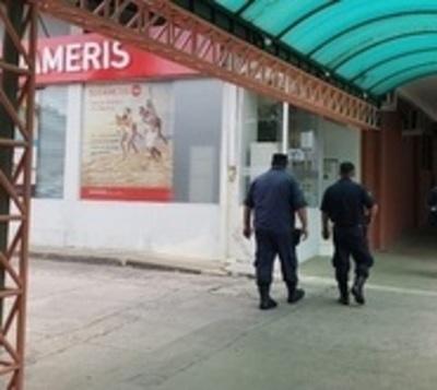 Detienen a sospechoso de asalto a sucursal bancaria en Argentina