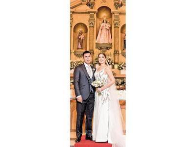 El matrimonio Recalde-Cabrejo