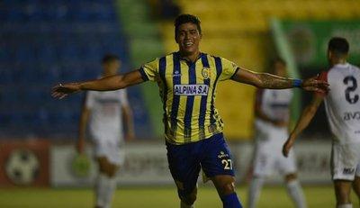 Ayala debuta con una victoria en Capiatá