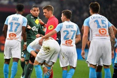 Marsella, Lyon y Lille no fallan