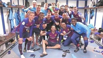 El Barcelona se burla en sus redes del Real