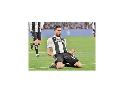 Juventus liquida el Calcio
