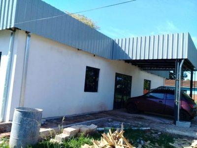 Urgen terminación del local del puesto de salud de Tavapy