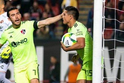 Martínez llega a cinco goles en Atlas