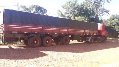Robaron casi 200 mil kilos de soja en Ypejhú
