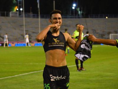 Matías Rojas y otro golazo en la Superliga Argentina