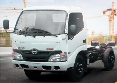 Facilidades para obtener camiones Hino
