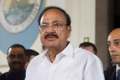 Llega el vicepresidente indio para reunirse con Mario Abdo