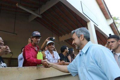 Gobierno inaugura parque sanitario para abastecer 88 servicios en Caaguazú