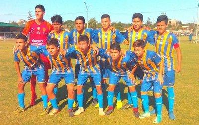 Sportivo Luqueño también comanda la Sub 14