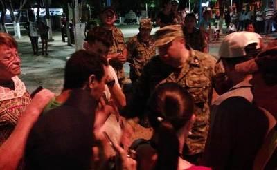 """""""Perros rabiosos"""" del clan UC tensionan jornada 141 de protestas"""