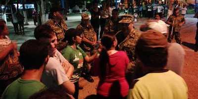 En Concepción la crisis se vuelve una bomba de tiempo