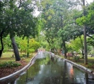Lluvias y tormentas seguirán durante toda la tarde