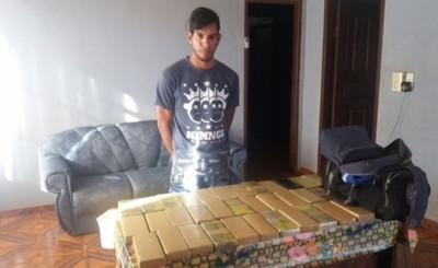 Acusado por el Ministerio Público por Tenencia de Drogas