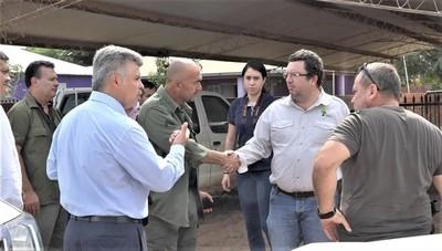Drogas en el Chaco: Senad abre oficina regional para combatir microtráfico