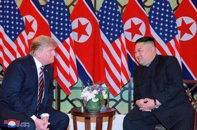 """Trump """"muy decepcionado"""" si Pionyang utiliza sitio para lanzamiento de misiles"""
