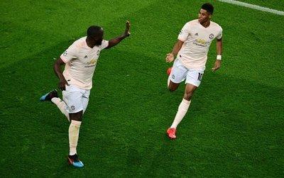 Agónica remontada del United