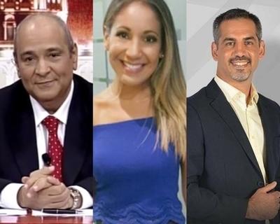 """Fuertes criticas a periodistas en redes: """"El más feo del periodismo"""", """"molde de botija"""""""