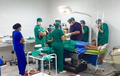 Ñemyatyrõ Paraguay inicia ciclo de cirugías reconstructivas gratis