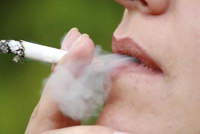 La nicotina durante el embarazo