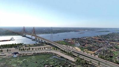 HOY / Estado pagará puente Asunción-Chaco'i, empresarios se beneficiarán