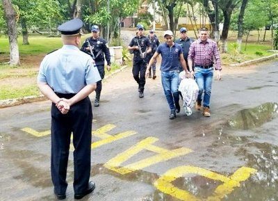 PCC recluta en la cárcel