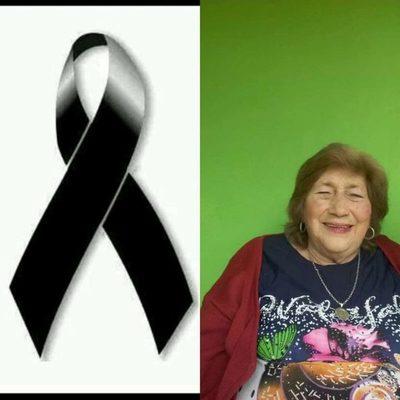 Madre del concejal Nery Quiñonez es velada en el memorial del km 13.5