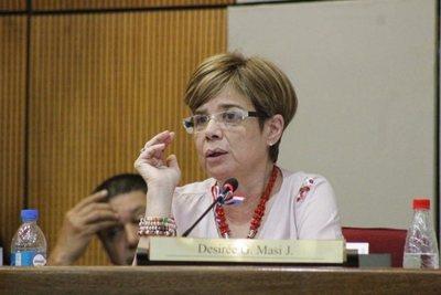 #8M: Desirée Masi, una mujer destacada en la política