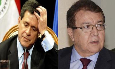 Rechazan amparo para que Nicanor y HC juren en el Senado