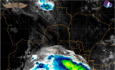HOY / Tormenta llega a varios departamentos y se acerca a Asunción