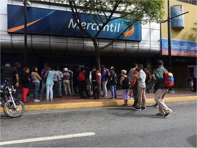 Venezuela paralizada por apagón desde hace 20 horas
