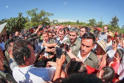 Presidente de la República encabezará negociación sobre Tratado de Itaipú