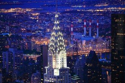 Vendido por 150 millones de dólares el rascacielos Chrysler de Nueva York