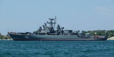 Ucrania pide a EEUU una mayor presencia en el mar Negro para contener a Rusia