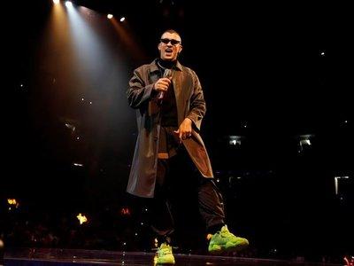Bad Bunny abre gira mundial con J Balvin y Wisin y Yandel