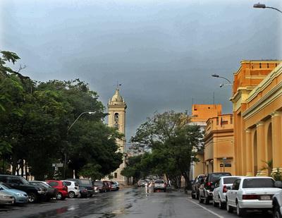 Este fin de semana continuarán las lluvias y tormentas