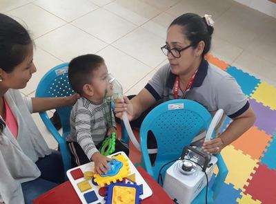 Beneficiarán a 480 niños en Programa de Desarrollo Infantil Temprano en San Pedro