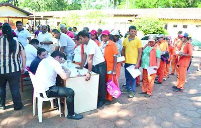 Comuna de CDE es propicia para el manejo prebendario de empleados