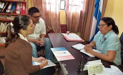Misiones: Instituciones coordinan acciones para campaña de vacunación contra el VPH