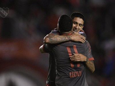 El fichaje más caro de Independiente vuelve a ser transcendental