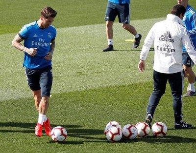 """Ramos asume el """"desastre"""" del Real Madrid"""