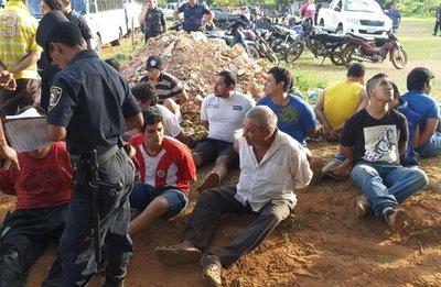 Invasores de Luque van a Tacumbú y Buen Pastor