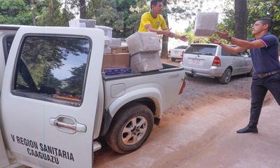MSPyBS provee de insumos y medicamentos al Hospital de Coronel Oviedo – Prensa 5