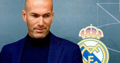 Zidane regresa al Madrid