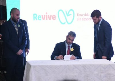"""Lanzan campaña """"Revive"""" de gestión de residuos urbanos"""