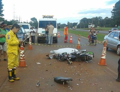 Cada día ocurren 5 accidentes que dejan al menos 3 muertos